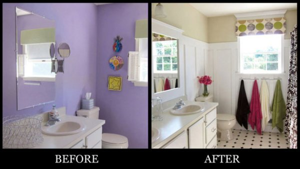 Weekend makeovers on the cheap lakelandhomes4u for Cheap home makeovers